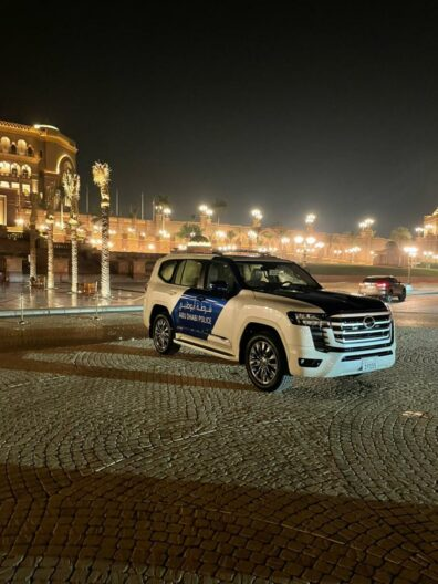All New Toyota Land Cruiser Added to Dubai & Abu Dhabi Police Fleets 5