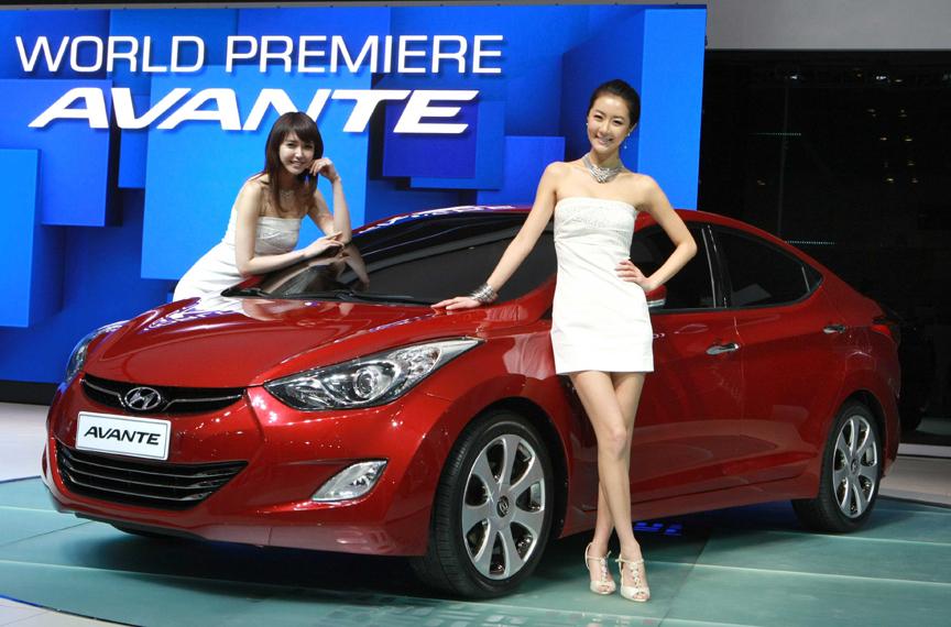 History of Hyundai Elantra 16