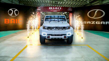 BAIC BJ40 Plus Set to Launch Soon 1