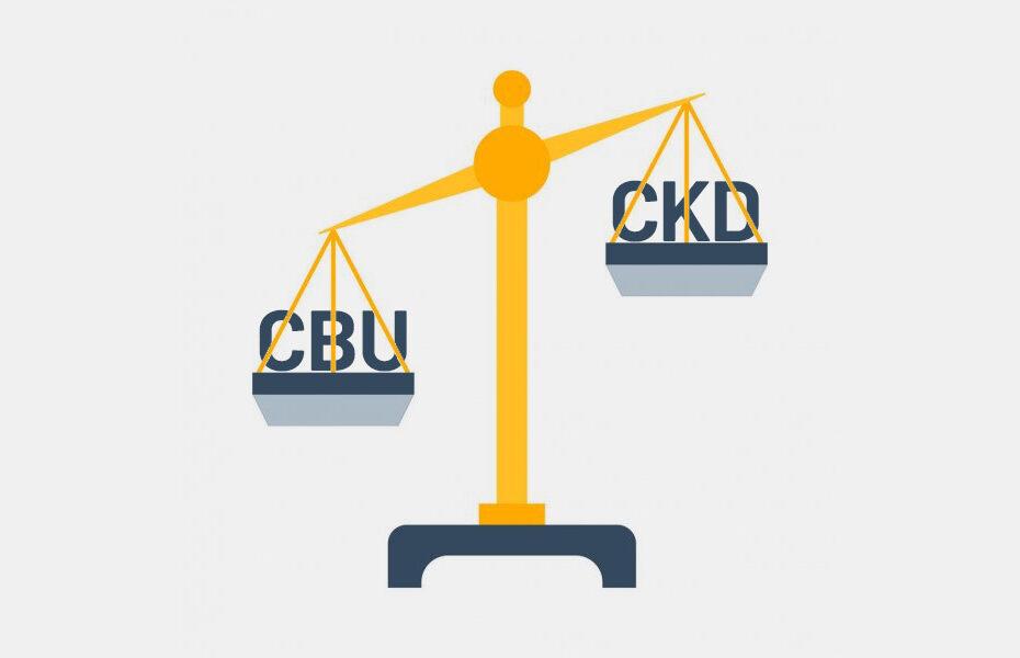 CKD CBU