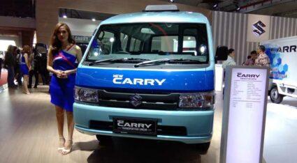 Suzuki Carry (Bolan & Ravi) Becomes 42 Years Old 5
