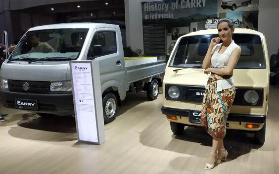 Suzuki Carry (Bolan & Ravi) Becomes 42 Years Old 9