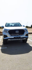 Changan UNI-T, Hunter and Oshan X7 Spotted in Karachi 5