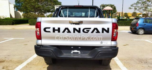 Changan UNI-T, Hunter and Oshan X7 Spotted in Karachi 7