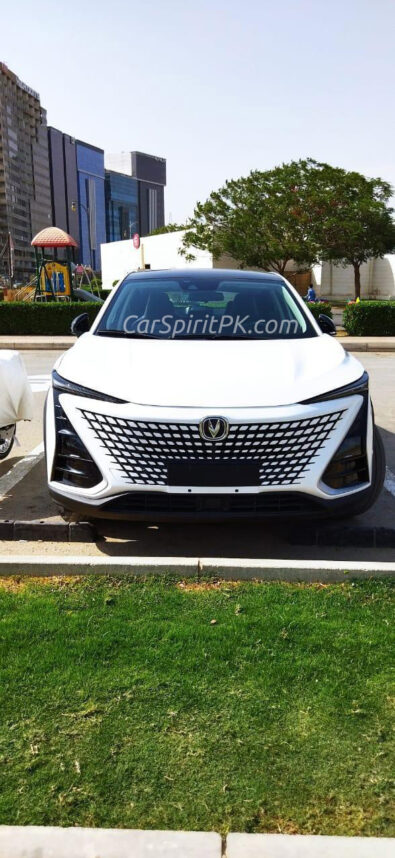 Changan UNI-T, Hunter and Oshan X7 Spotted in Karachi 9