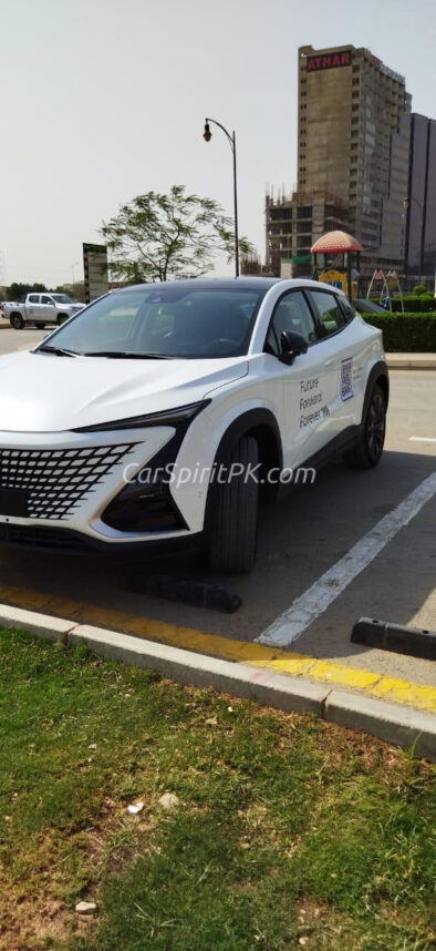 Changan UNI-T, Hunter and Oshan X7 Spotted in Karachi 10