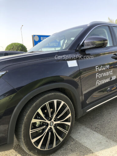 Changan UNI-T, Hunter and Oshan X7 Spotted in Karachi 13