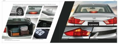 6th Gen Honda City Brochure Leaked Ahead of Launch 3