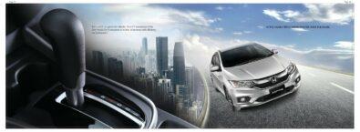 6th Gen Honda City Brochure Leaked Ahead of Launch 6