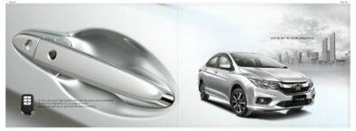 6th Gen Honda City Brochure Leaked Ahead of Launch 8