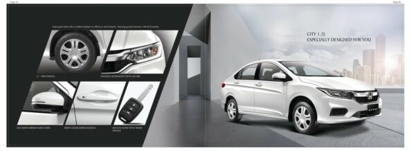 6th Gen Honda City Brochure Leaked Ahead of Launch 9