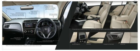 6th Gen Honda City Brochure Leaked Ahead of Launch 10