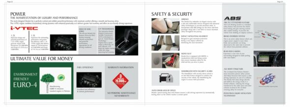 6th Gen Honda City Brochure Leaked Ahead of Launch 11