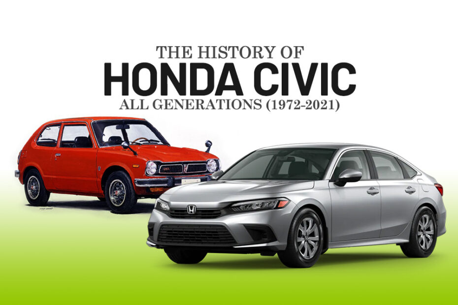 Civic history cover