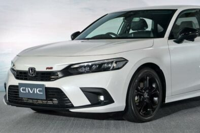 11th Gen Honda Civic Launched in Thailand 2