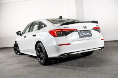 11th Gen Honda Civic Launched in Thailand 3