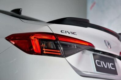11th Gen Honda Civic Launched in Thailand 4