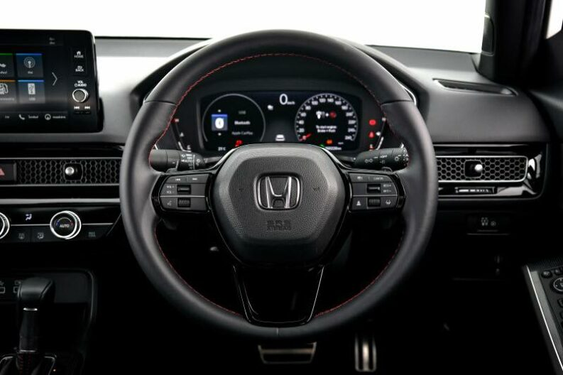 11th Gen Honda Civic Launched in Thailand 9