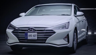 6th Gen Hyundai Elantra Launched in Pakistan 4
