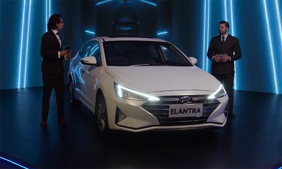 6th Gen Hyundai Elantra Launched in Pakistan 2