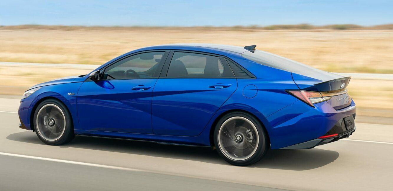 History of Hyundai Elantra 33