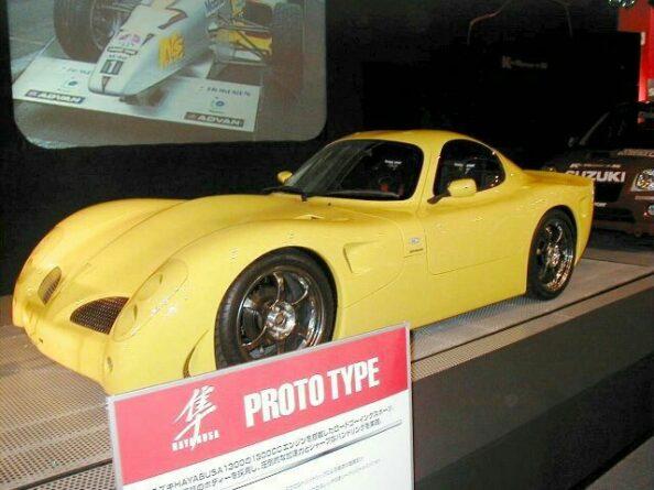 Remembering Suzuki Hayabusa Sport Concept from 2002 1