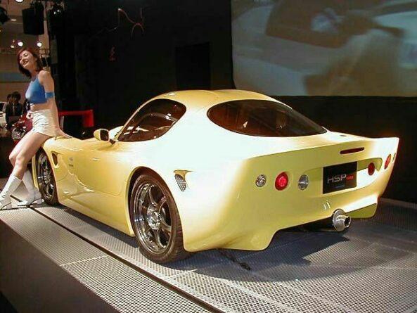 Remembering Suzuki Hayabusa Sport Concept from 2002 2