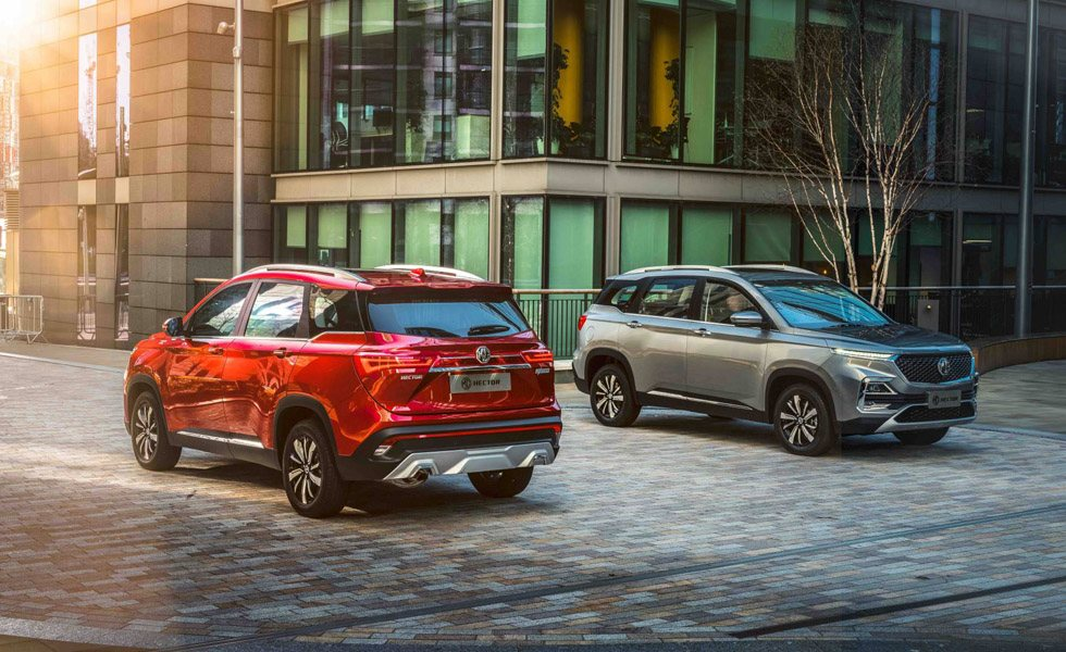 MG Hector Achieves 50,000 Sales Milestone in India 5