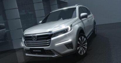 Honda N7X (Next Gen BR-V) Real World Images & Details 6