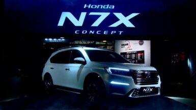 Honda N7X (Next Gen BR-V) Real World Images & Details 4