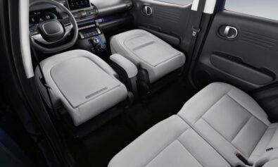 Hyundai Casper Interior and Features Revealed 6
