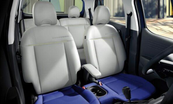 Hyundai Casper Interior and Features Revealed 5