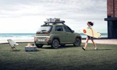 Hyundai Casper Interior and Features Revealed 8