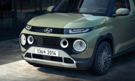 Hyundai Casper Interior and Features Revealed 1
