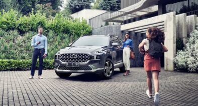 2021 Hyundai Santa Fe Facelift Launched in Indonesia 6