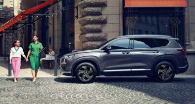 2021 Hyundai Santa Fe Facelift Launched in Indonesia 5