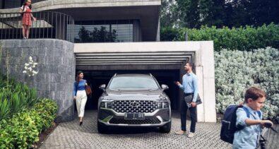 2021 Hyundai Santa Fe Facelift Launched in Indonesia 4