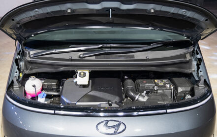 Hyundai Staria Launched in Thailand 9