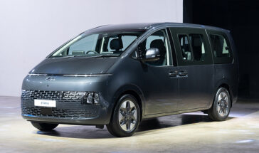 Hyundai Staria Launched in Thailand 5