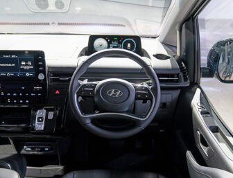 Hyundai Staria Launched in Thailand 11