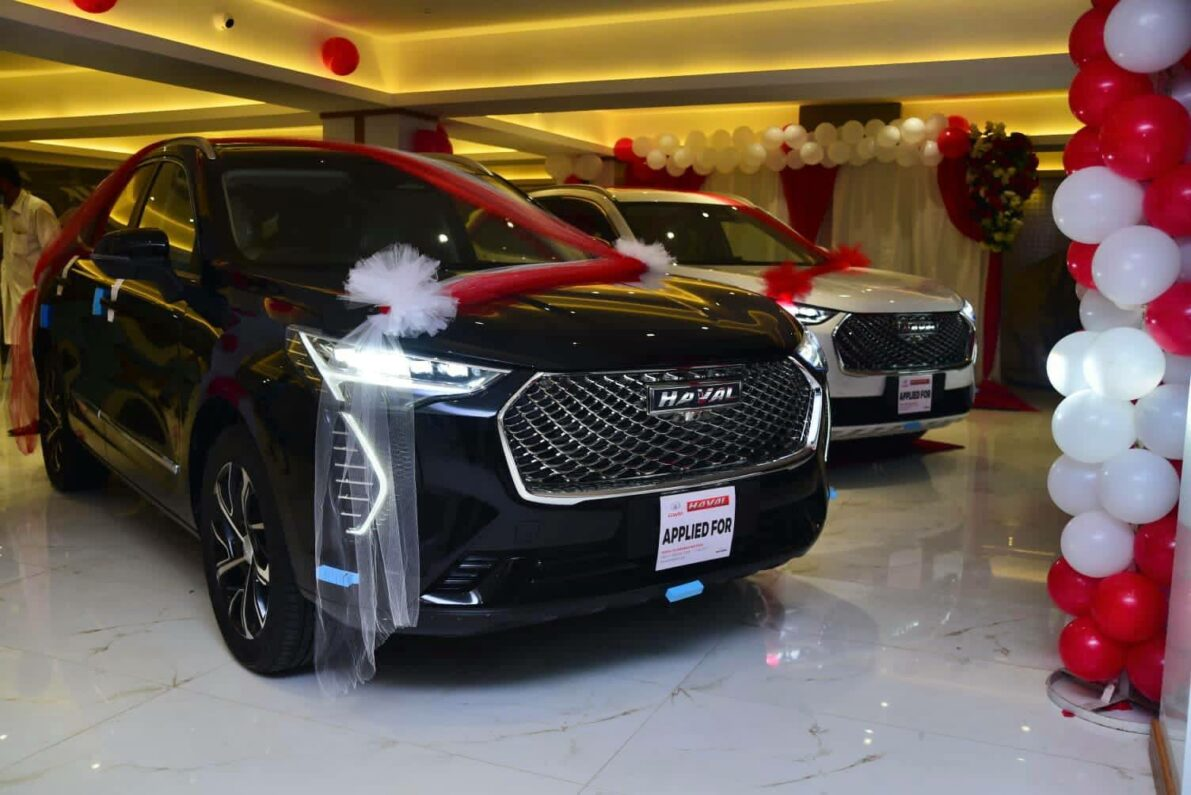 Are Chinese CUVs Taking Over? 33