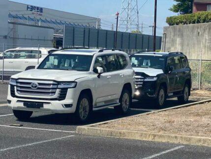 Next Gen Toyota Land Cruiser Engine & Specs Leaked 9
