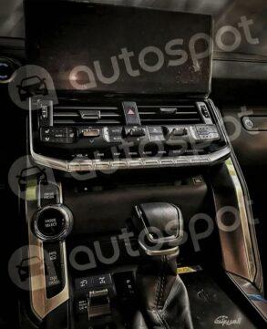 Next Gen Toyota Land Cruiser Engine & Specs Leaked 5