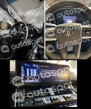 Next Gen Toyota Land Cruiser Engine & Specs Leaked 6