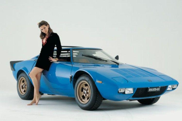 Lancia blue