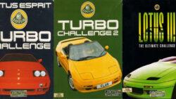 Lotus Turbo 3