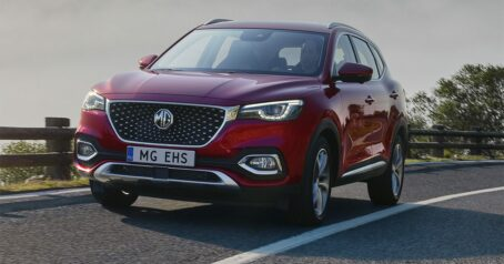 Test Units of Various MG Cars Arrive in Pakistan 7