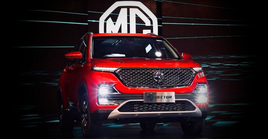 MG Hector Achieves 50,000 Sales Milestone in India 1
