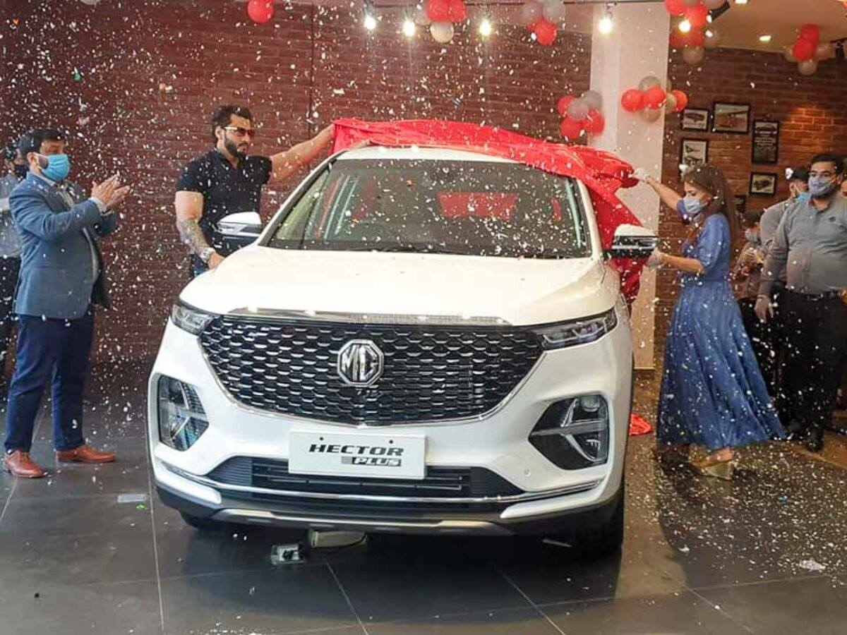 MG Records Highest-Ever Sales in India 1