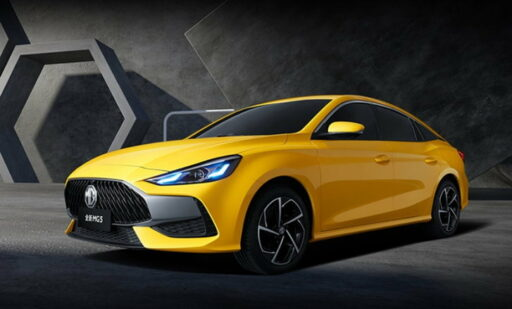 Test Units of Various MG Cars Arrive in Pakistan 4